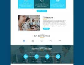 #15 untuk Design website for Call Center company oleh sudpixel