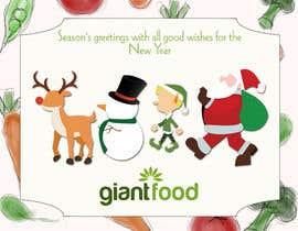 Nro 157 kilpailuun Design company christmas card käyttäjältä sonalfriends86