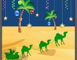 Nro 5 kilpailuun Christmas Card käyttäjältä arildaverzivoll8