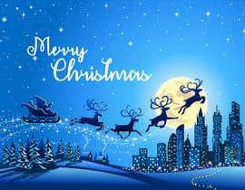 Nro 12 kilpailuun Christmas Card käyttäjältä KingJubaer