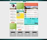 Graphic Design Inscrição do Concurso Nº13 para Website Design for a Artist Social Network