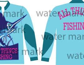 #7 untuk Design for a Fishing Shirt oleh AponAhammed
