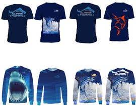 #9 untuk Design for a Fishing Shirt oleh Ahmed3arif