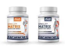 how to create a supplement label