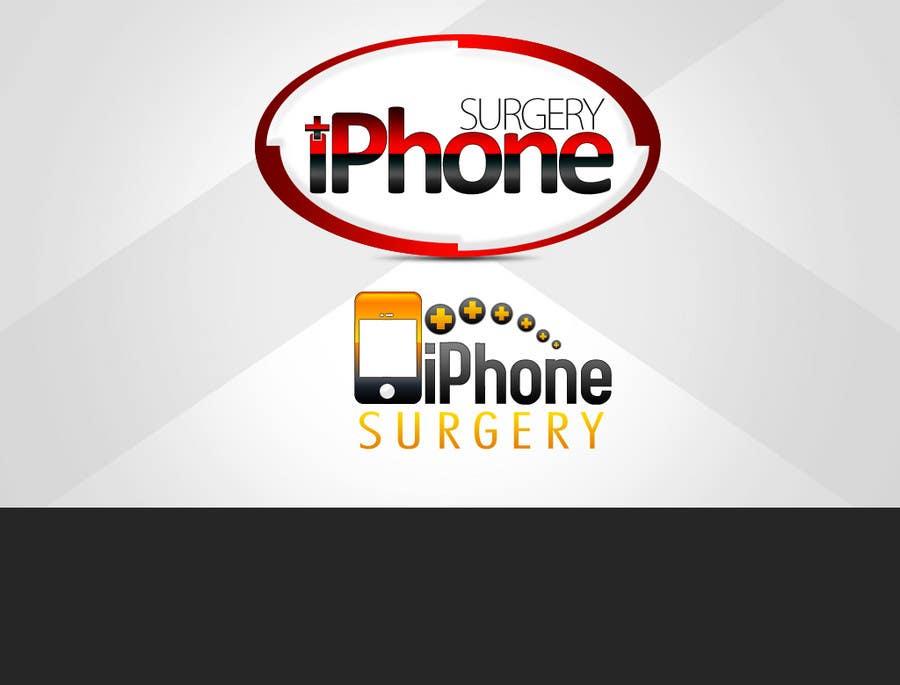 Bài tham dự cuộc thi #267 cho Logo Design for iphone-surgery.co.uk