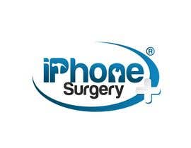 #182 pentru Logo Design for iphone-surgery.co.uk de către designpassionate