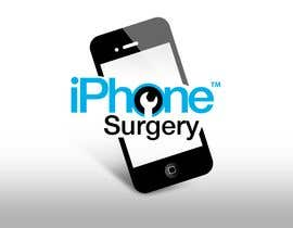 #6 dla Logo Design for iphone-surgery.co.uk przez twindesigner