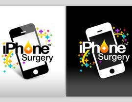 #8 para Logo Design for iphone-surgery.co.uk por twindesigner