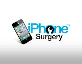 #61 para Logo Design for iphone-surgery.co.uk de twindesigner
