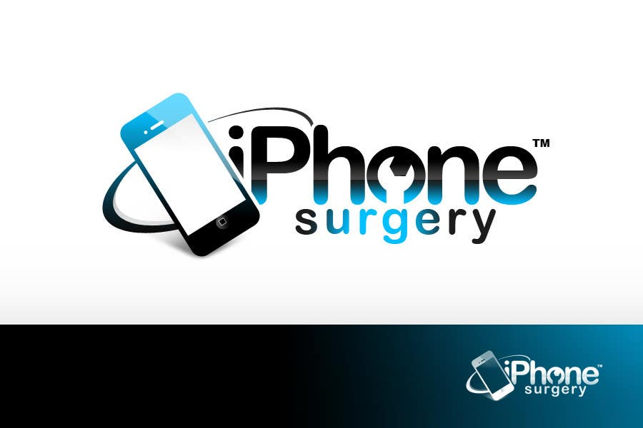 Конкурсная заявка №63 для Logo Design for iphone-surgery.co.uk