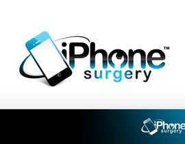 #63 para Logo Design for iphone-surgery.co.uk de twindesigner