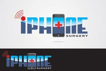Graphic Design Inscrição do Concurso Nº135 para Logo Design for iphone-surgery.co.uk