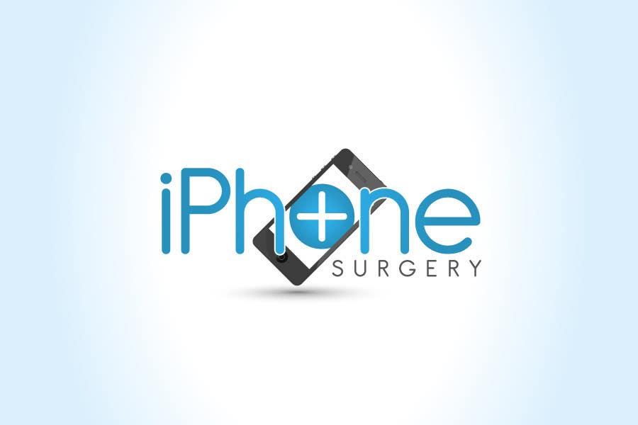 Bài tham dự cuộc thi #279 cho Logo Design for iphone-surgery.co.uk