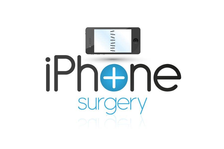 Bài tham dự cuộc thi #291 cho Logo Design for iphone-surgery.co.uk
