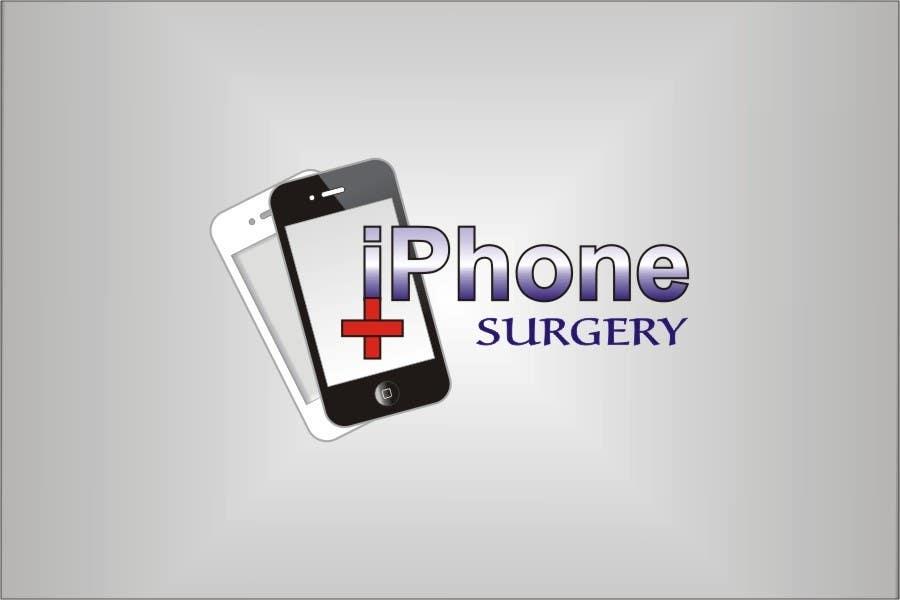 Inscrição nº 205 do Concurso para Logo Design for iphone-surgery.co.uk