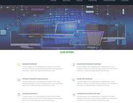Nro 18 kilpailuun Design a Website Mockup for Web developer company käyttäjältä lucymacro