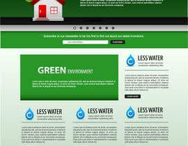 Nro 14 kilpailuun Design a Website Mockup for Web developer company käyttäjältä vikilara