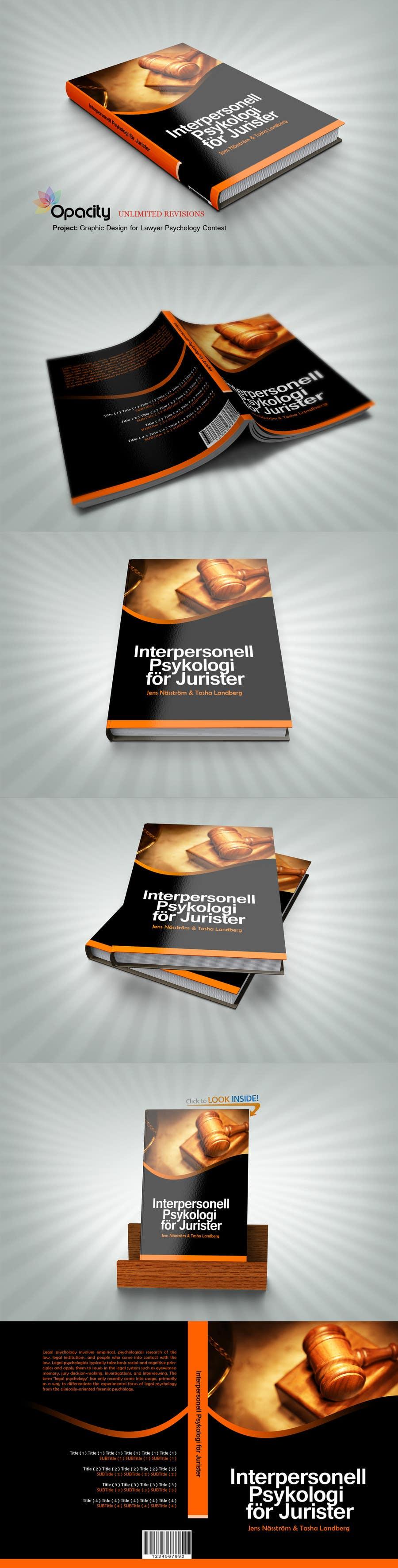 Konkurrenceindlæg #                                        9                                      for                                         Graphic Design for Lawyer Psychology