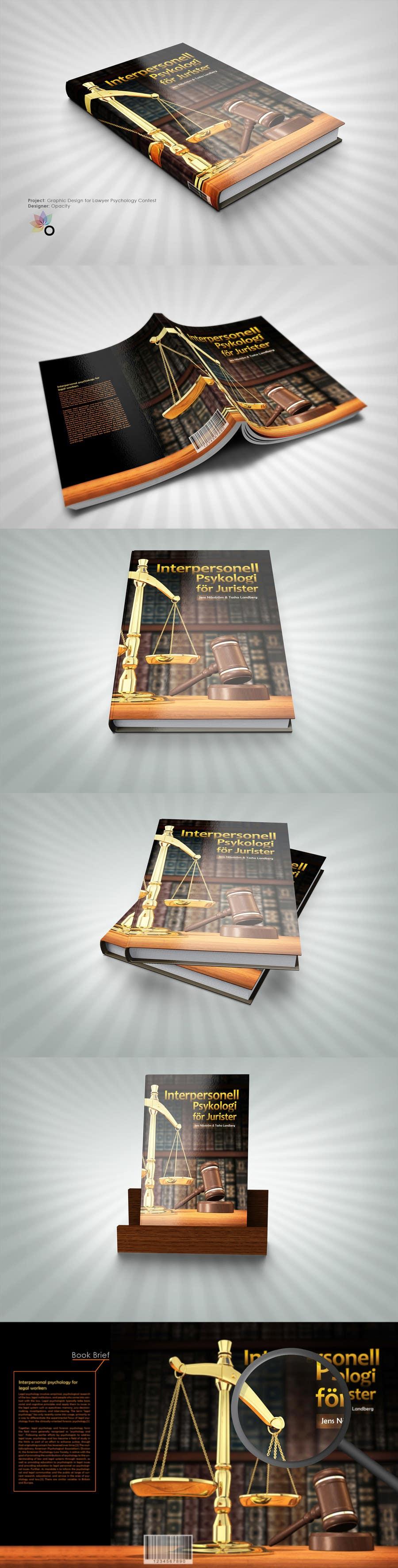 Konkurrenceindlæg #                                        1                                      for                                         Graphic Design for Lawyer Psychology