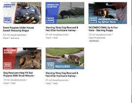 Nro 36 kilpailuun YouTube Banner and 250+ Thumbnails for Award Winning Non Profit WA2S Films käyttäjältä vanroco3