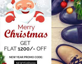 #24 cho 2 versions - Christmas and new year bởi AmritaBhardwaj