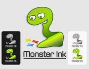 Graphic Design Inscrição do Concurso Nº43 para Logo Design for Monster Ink
