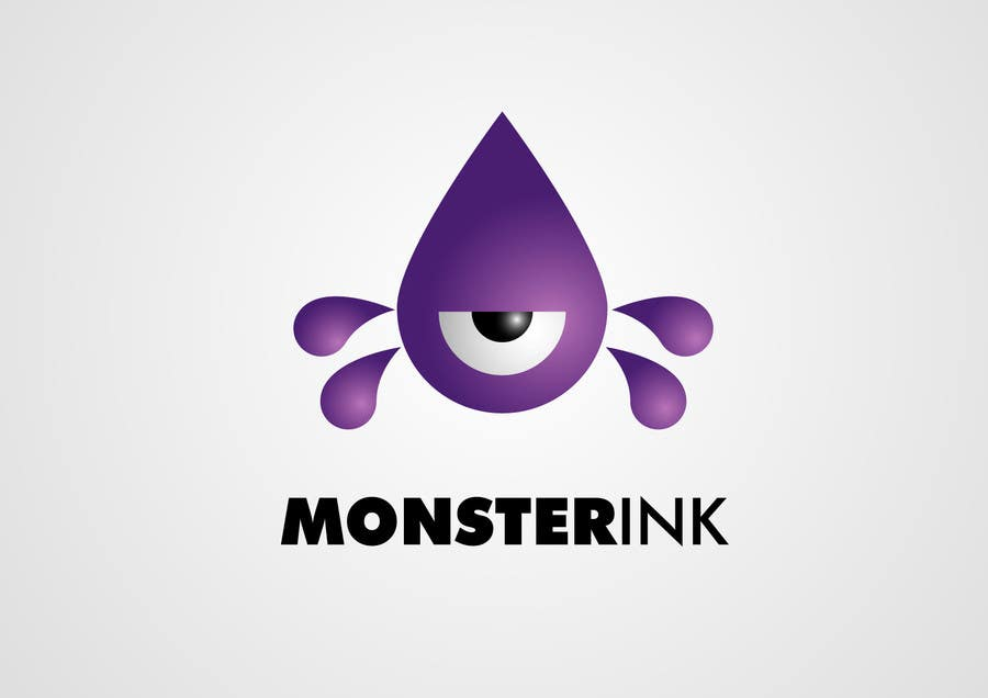 Inscrição nº                                         40                                      do Concurso para                                         Logo Design for Monster Ink