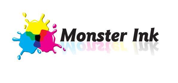 Inscrição nº                                         34                                      do Concurso para                                         Logo Design for Monster Ink