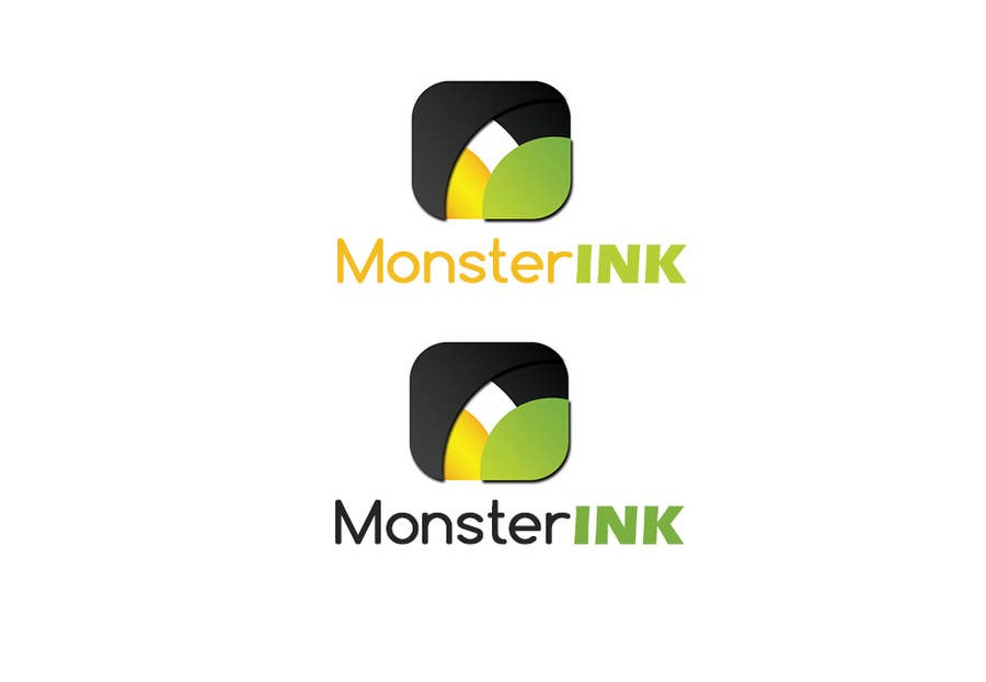 Inscrição nº                                         181                                      do Concurso para                                         Logo Design for Monster Ink