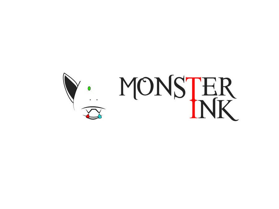 Конкурсная заявка №49 для Logo Design for Monster Ink