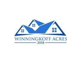 "#140 for Logo Design contest for a small hobby farm. Farm is called ""Winningkoff Acres"" and would like to include established date - 2018 by kaygraphic"