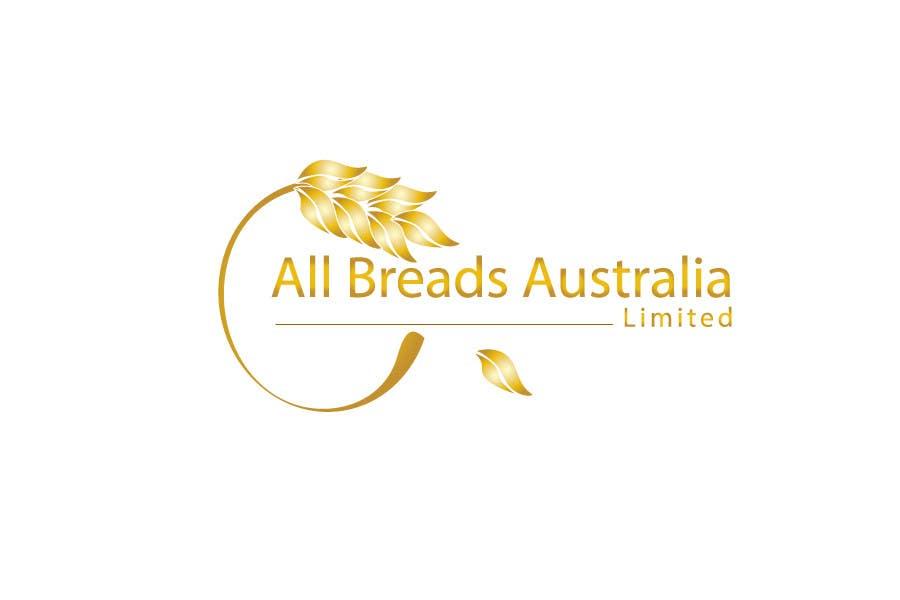 Kilpailutyö #93 kilpailussa Logo Design for All Breads Limited