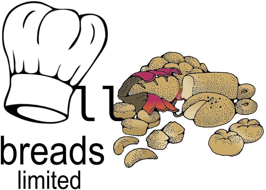 Kilpailutyö #37 kilpailussa Logo Design for All Breads Limited