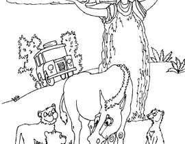 Nro 4 kilpailuun Illustration for kids story book käyttäjältä pliiats