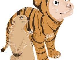 Nro 6 kilpailuun Illustration for kids story book käyttäjältä evar0evar0