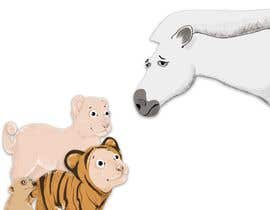 Nro 8 kilpailuun Illustration for kids story book käyttäjältä evar0evar0