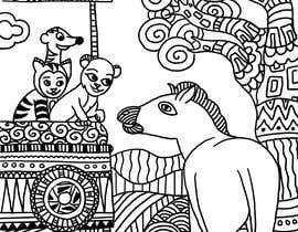 Nro 5 kilpailuun Illustration for kids story book käyttäjältä angledesignin