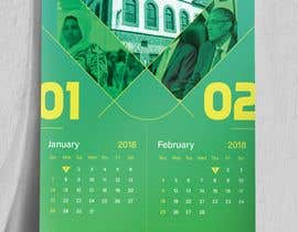 #67 for Improve design of calendar by Nayemhasan09
