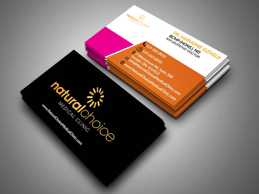 Entry 456 by manzurulhaque198 for business card re design freelancer natural choice business card reheart Images