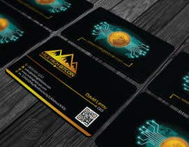 #129 для Design Business Cards for Bitcoin Company від kreativedhir