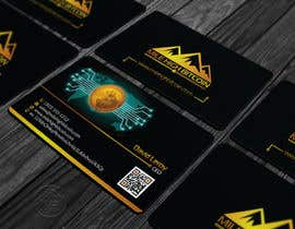 #135 для Design Business Cards for Bitcoin Company від kreativedhir