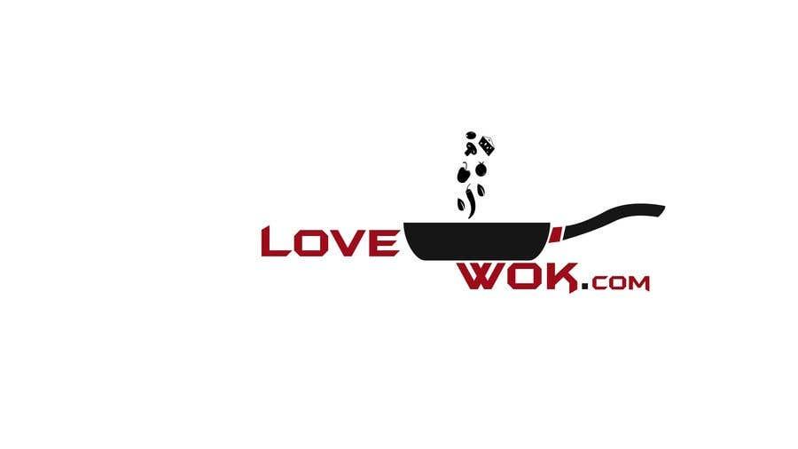 Конкурсная заявка №50 для Design a logo for Lovewok.com