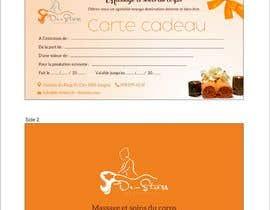 sanpingle tarafından Create a 2-sided  gift voucher card için no 2