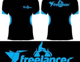 #14 for Design a football/soccer jersey for Freelancer's indoor soccer team af bundhustudio