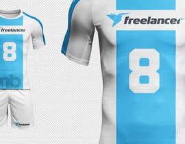 #3 for Design a football/soccer jersey for Freelancer's indoor soccer team af nbclicks