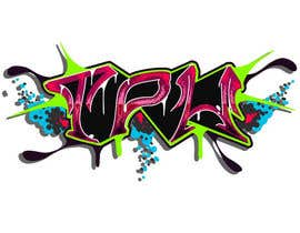 #195 para Graffiti Design for The Parts House por SUAREX