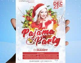 #45 for Christmas nightclub party flyer af GetMeHire