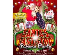 #53 for Christmas nightclub party flyer af mangesh1986