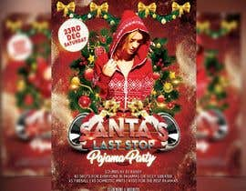 #47 for Christmas nightclub party flyer af ghani1