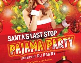 #48 for Christmas nightclub party flyer af rajaitoya